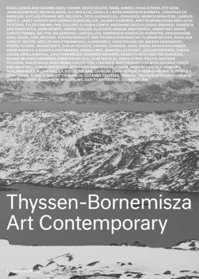 Thyssen-Bornemisza Art Contemporary: The Commissions Book Cover Image
