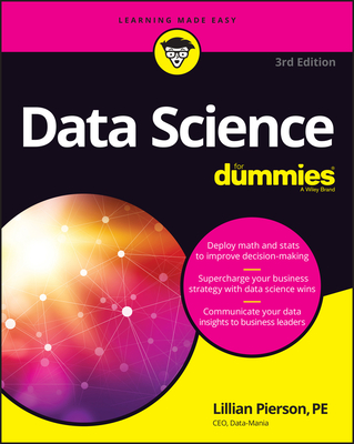 Data Science for Dummies Cover Image