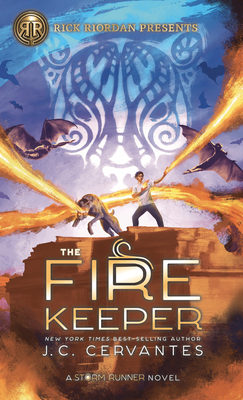 The Fire Keeper Cover Image