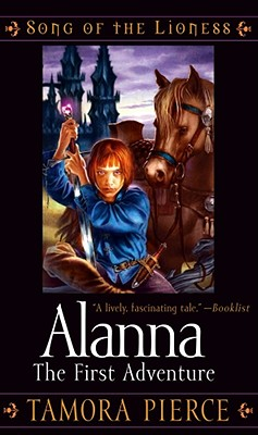 Alanna: The First Adventure (Song of the Lioness #1) Cover Image