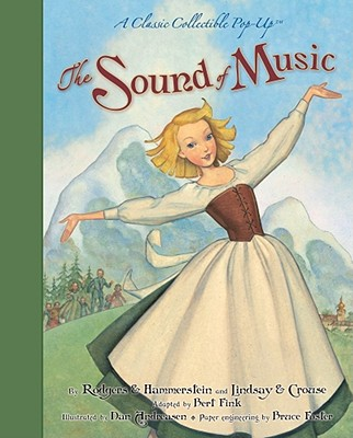 The Sound of Music: A Classic Collectible Pop-Up Cover Image