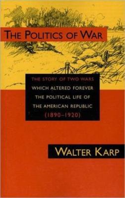 Politics of War Cover
