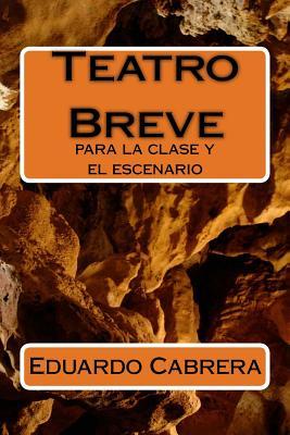 Teatro Breve: para la clase y el escenario Cover Image