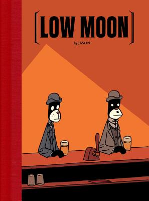 Cover for Low Moon