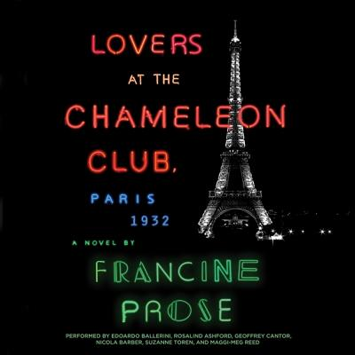 Lovers at the Chameleon Club, Paris 1932 Lib/E Cover Image