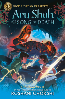 Aru Shah and the Song of Death (A Pandava Novel Book 2) (Pandava Series #2) Cover Image