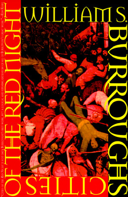Cities of the Red Night Cover