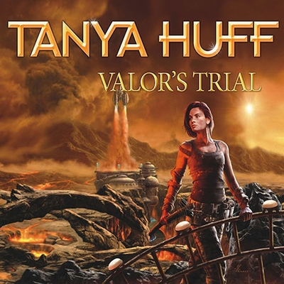 Cover for Valor's Trial