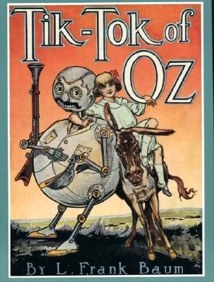 Tik-Tok of Oz Cover Image