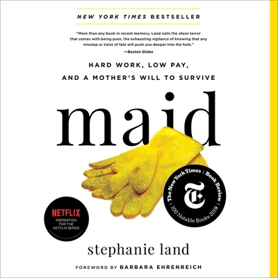 Maid Lib/E: Hard Work, Low Pay, and a Mother's Will to Survive Cover Image