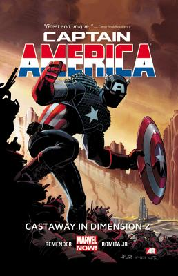 Captain America Volume 1 cover image