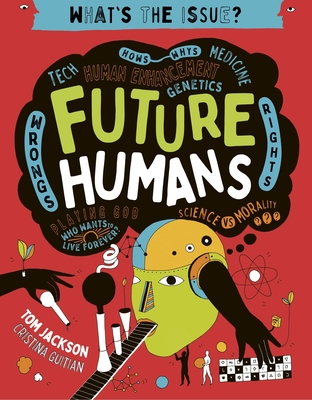 Cover for Future Humans