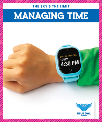 Managing Time Cover Image