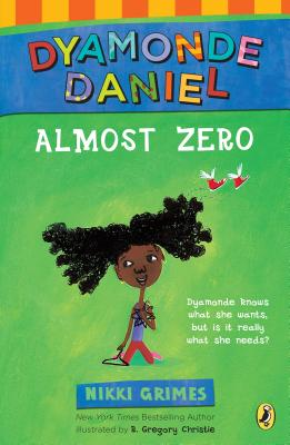 Almost Zero: A Dyamonde Daniel Book Cover Image