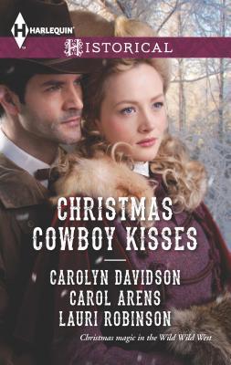 Christmas Cowboy Kisses Cover