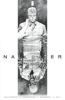 Cover for Nailbiter Volume 6