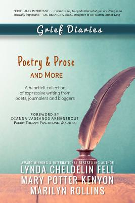 Grief Diaries: Poetry & Prose and More Cover Image