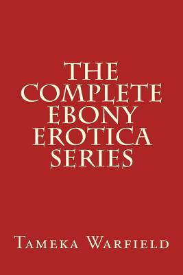 The Complete Ebony Erotica Series Cover Image