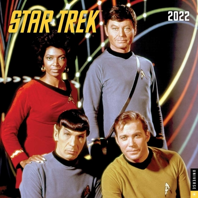 Star Trek 2022 Wall Calendar: The Original Series Cover Image