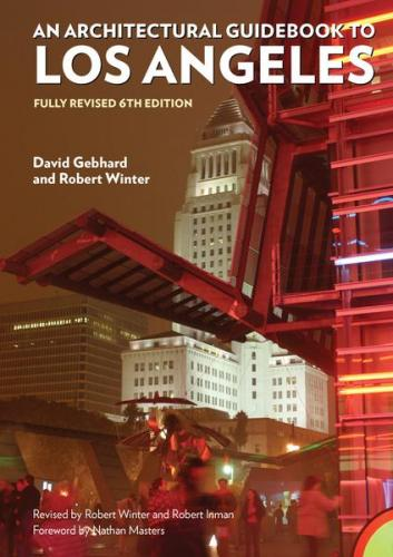 Architectural Guidebook to Los Angeles,: Fully Revised 6th Edition Cover Image