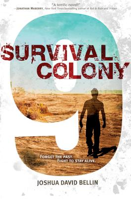 Survival Colony 9 Cover Image