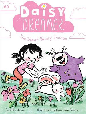 The Great Bunny Escape (Daisy Dreamer #9) Cover Image