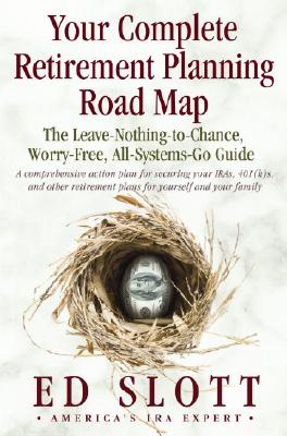 Your Complete Retirement Planning Road Map Cover