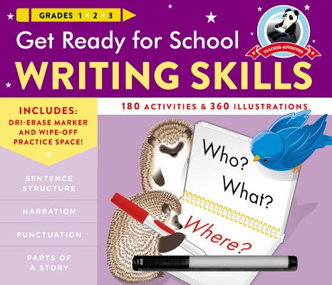 Cover for Get Ready for School