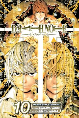 Death Note, Vol. 10 Cover Image