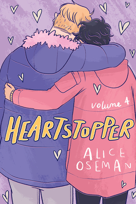 Heartstopper: Volume 4: A Graphic Novel Cover Image