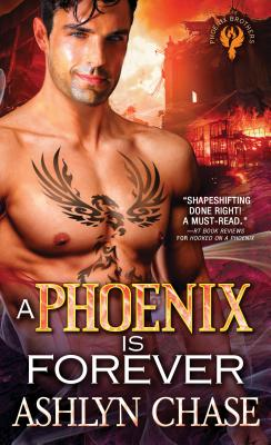A Phoenix Is Forever (Phoenix Brothers #3) Cover Image