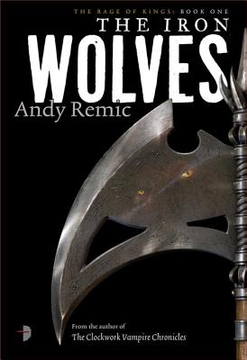 The Iron Wolves Cover