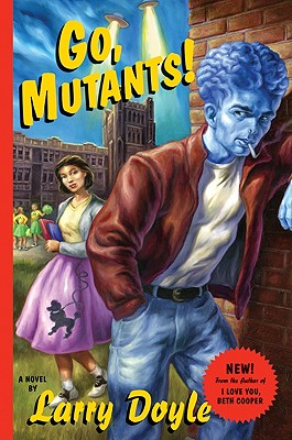 Go, Mutants! Cover