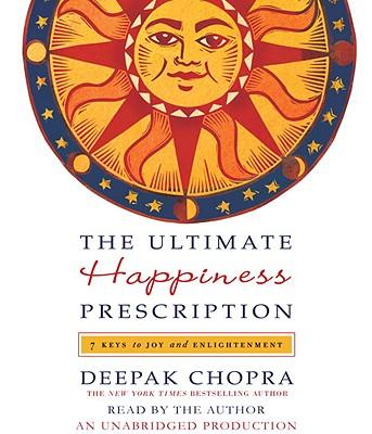 The Ultimate Happiness Prescription Cover