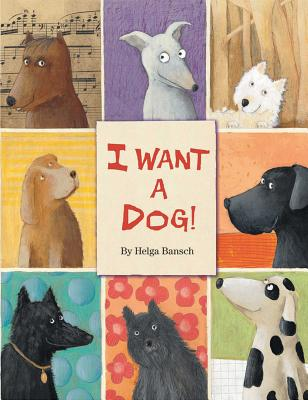 I Want a Dog! Cover