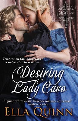 Desiring Lady Caro Cover Image
