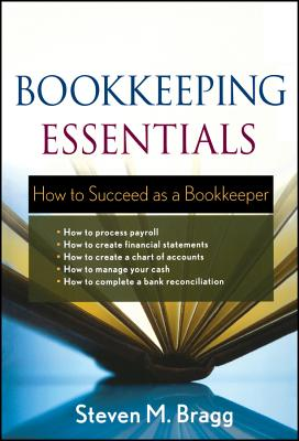 Bookkeeping Essentials: How to Succeed as a Bookkeeper Cover Image