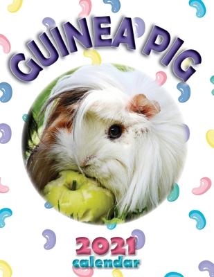Guinea Pig 2021 Calendar Cover Image