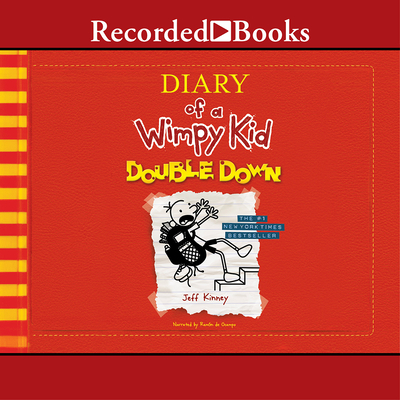 Diary of a Wimpy Kid: Double Down Cover Image