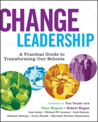 Change Leadership Cover