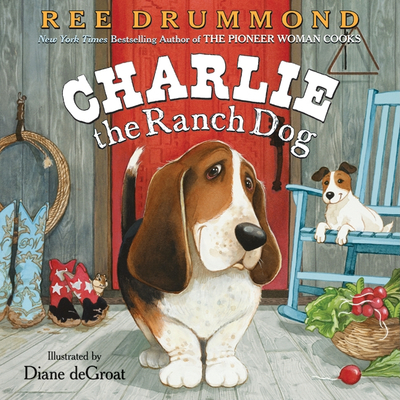 Charlie the Ranch Dog Cover Image