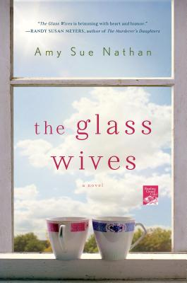 The Glass Wives Cover