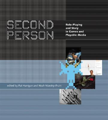 Cover for Second Person