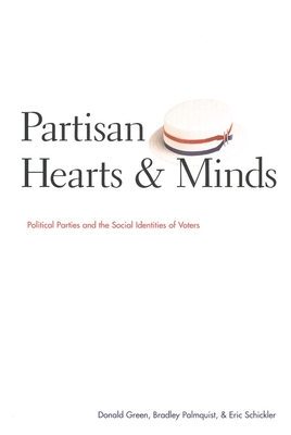 Cover for Partisan Hearts and Minds