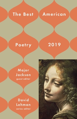 The Best American Poetry 2019 Cover Image