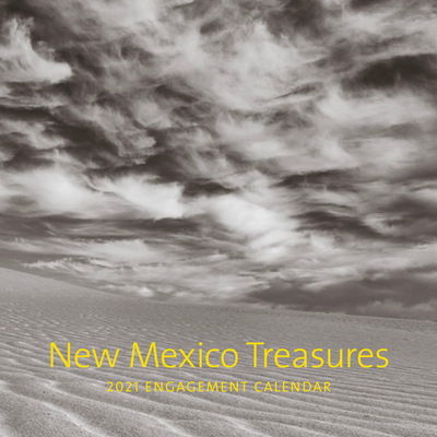 New Mexico Treasures 2021: Engagement Calendar Cover Image