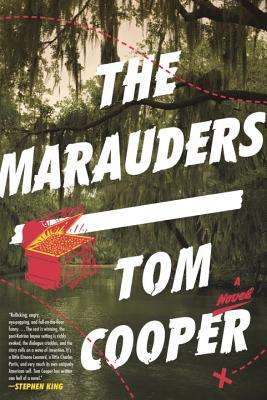 The Marauders Cover Image