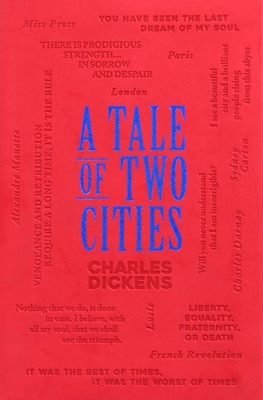 Cover for A Tale of Two Cities (Word Cloud Classics)
