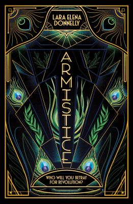 Armistice: Book 2 in the Amberlough Dossier Cover Image