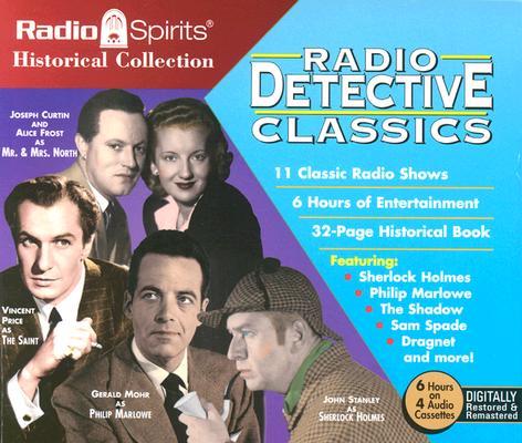 Radio Detective Classics Cover Image